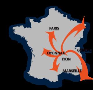 Carte France V2